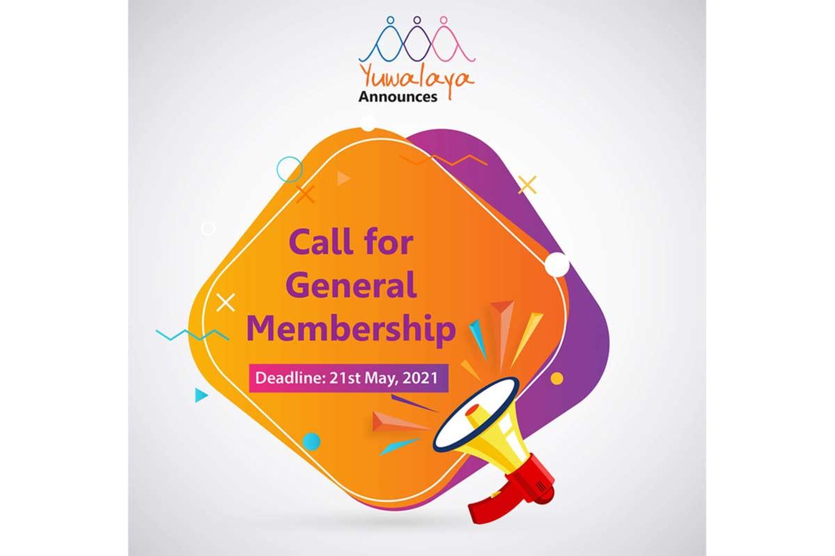 Call for General Membership